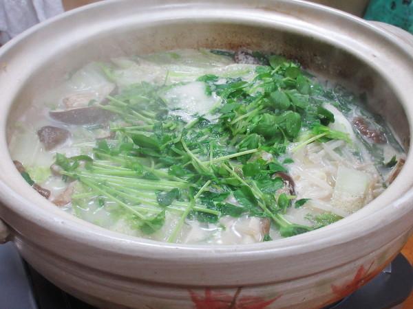 【ミツカン】〆まで美味しいごま豆乳鍋つゆ ストレート_c0152767_11104629.jpg