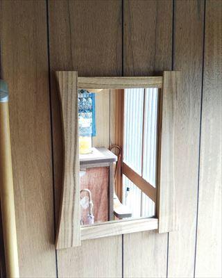 えんじゅの木の鏡_d0165772_20450208.jpg