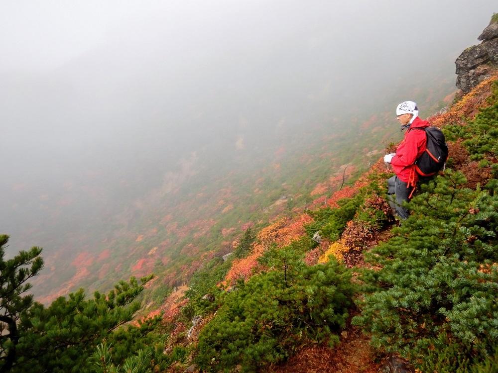 安達太良山・和尚山からの周回 ~ 2020年10月11日_f0170180_23384564.jpg