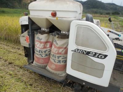 稲刈り開始です_c0332682_20504172.jpg