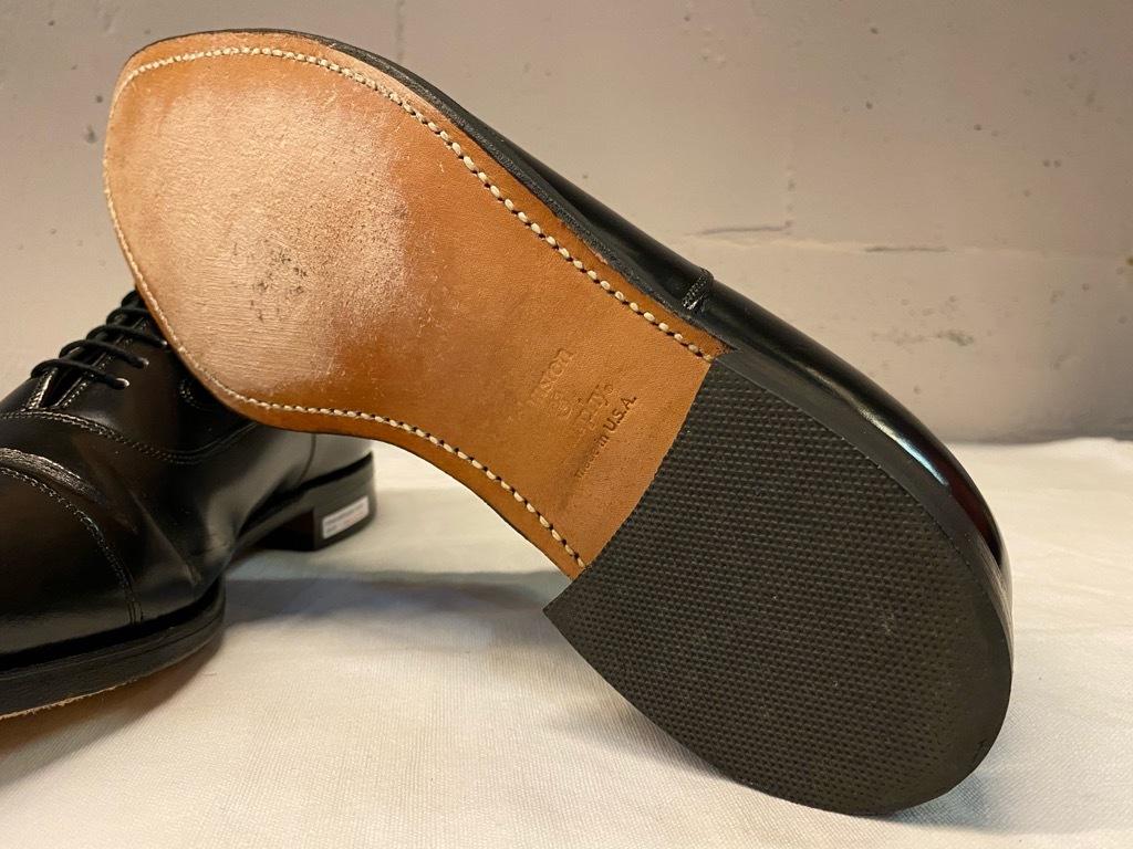 10月17日(土)大阪店スーペリア入荷!#6 LeatherShoes編!!JHONSTON&MURPHY,ALLEN EDOMONS,&EngineerBoots!!(マグネッツ大阪アメ村店)_c0078587_14015385.jpg