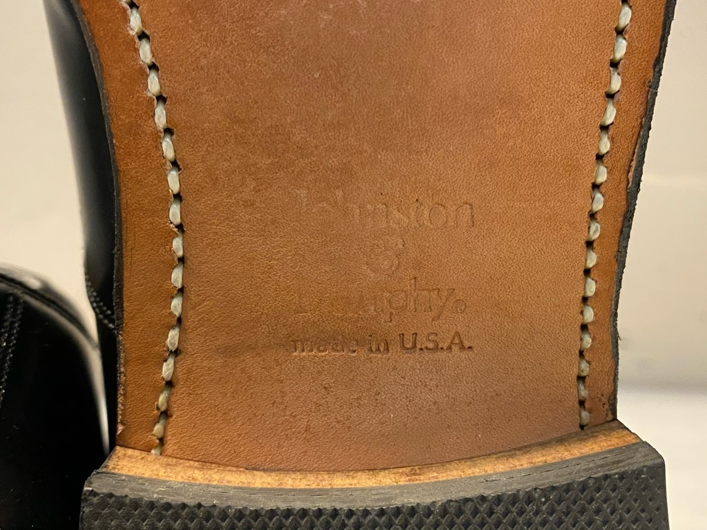 10月17日(土)大阪店スーペリア入荷!#6 LeatherShoes編!!JHONSTON&MURPHY,ALLEN EDOMONS,&EngineerBoots!!(マグネッツ大阪アメ村店)_c0078587_14015586.jpg