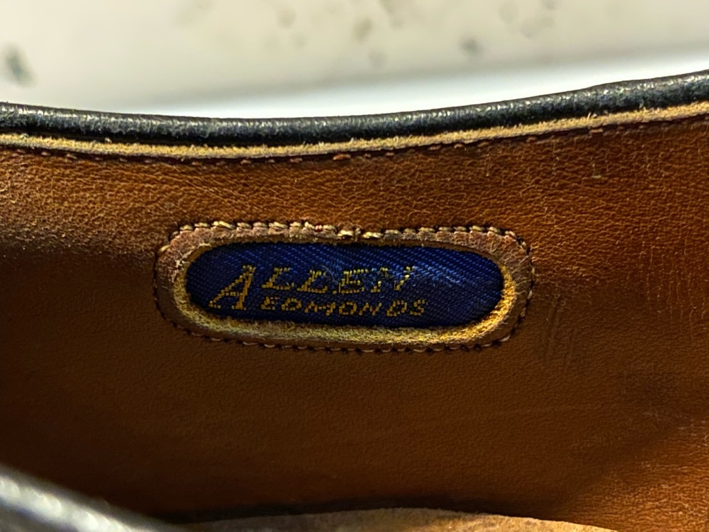 10月17日(土)大阪店スーペリア入荷!#6 LeatherShoes編!!JHONSTON&MURPHY,ALLEN EDOMONS,&EngineerBoots!!(マグネッツ大阪アメ村店)_c0078587_14070708.jpg