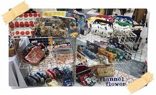 ♪ブースご紹介「うに」さん・「flannel flower」さん・「fun2」♪_a0253992_13220911.jpg