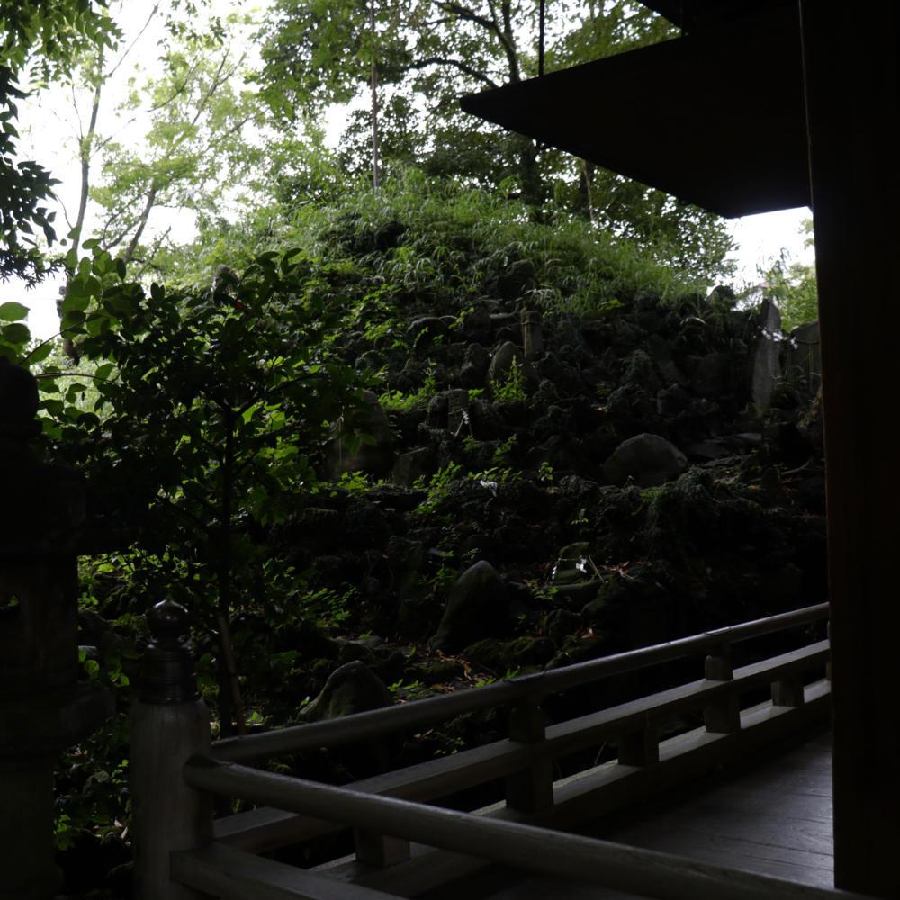 小野照崎神社と下谷坂本富士_c0060143_19013403.jpg