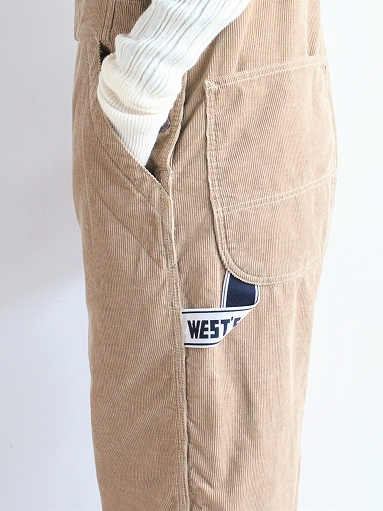 PAYDAY × WEST\'S CORDUROY OVERALL_b0139281_22215700.jpg