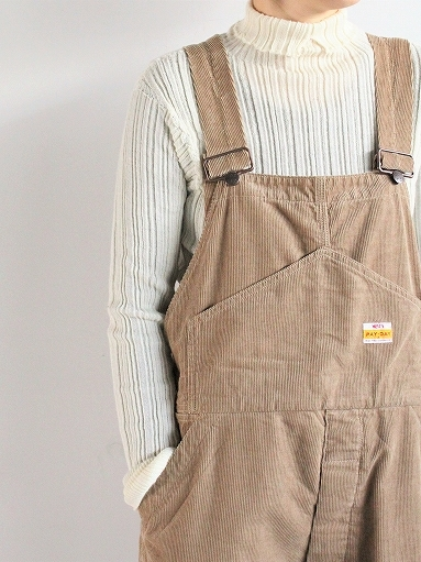 PAYDAY × WEST\'S CORDUROY OVERALL_b0139281_22215733.jpg