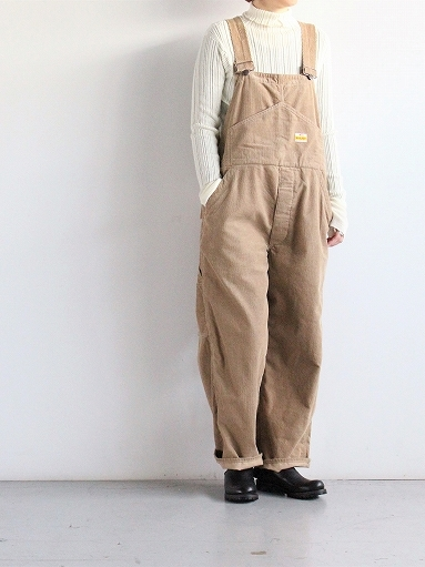 PAYDAY × WEST\'S CORDUROY OVERALL_b0139281_22215769.jpg