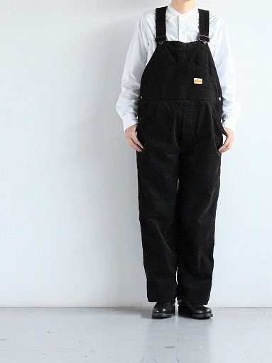 PAYDAY × WEST\'S CORDUROY OVERALL_b0139281_22215785.jpg