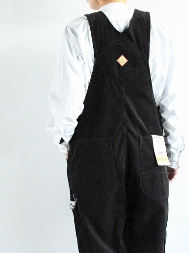 PAYDAY × WEST\'S CORDUROY OVERALL_b0139281_22215786.jpg