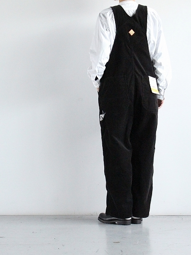 PAYDAY × WEST\'S CORDUROY OVERALL_b0139281_22215858.jpg