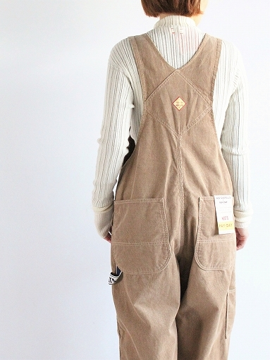 PAYDAY × WEST\'S CORDUROY OVERALL_b0139281_22234250.jpg