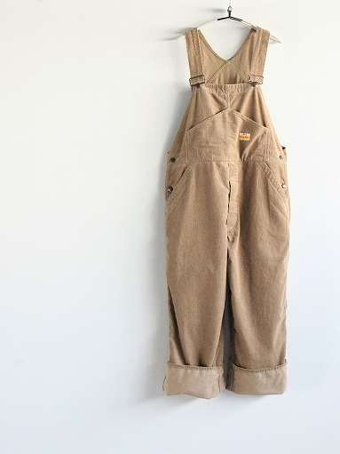 PAYDAY × WEST\'S CORDUROY OVERALL_b0139281_22234273.jpg