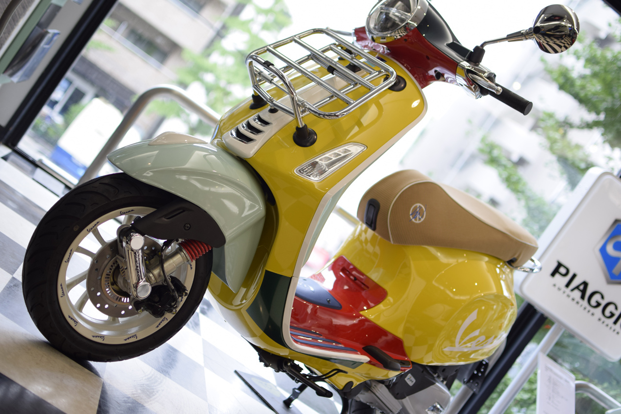 Vespa Primavera 125 SEAN WOTHERSPOON(ベスパ プリマベーラ ショーン ワザースプーン)Special Edition_d0099181_15294438.jpg