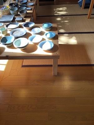 「実りの季節にー日々の食卓つくる器」開催中2_d0177286_08244777.jpg