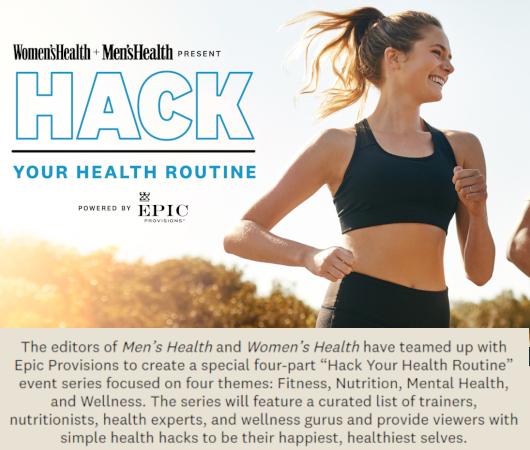 """オンライン運動クラス(\""""Hack Your Health Routine\"""")に参加したら箱入りギフトが届きました_b0007805_10023948.jpg"""