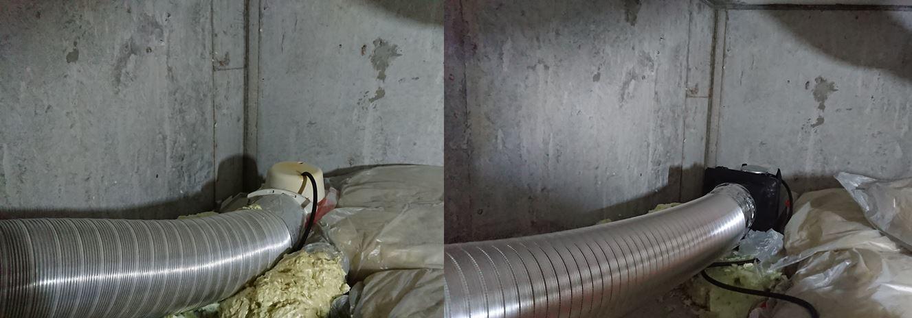 浴室換気扇交換_b0088521_17421529.jpg