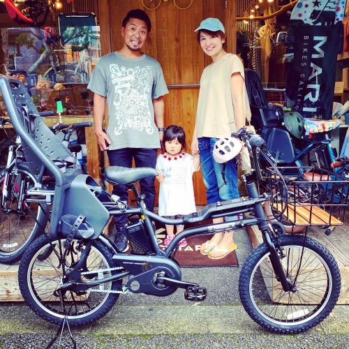 EZ! パナソニックez 電動自転車特集『バイシクルファミリー』Yepp ビッケ ステップクルーズ 電動自転車 おしゃれ自転車 チャイルドシート bobikeone BEAMS bp02 イーゼット_b0212032_17204199.jpeg