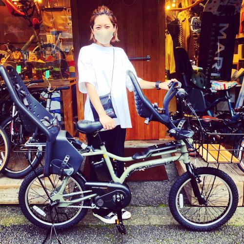 EZ! パナソニックez 電動自転車特集『バイシクルファミリー』Yepp ビッケ ステップクルーズ 電動自転車 おしゃれ自転車 チャイルドシート bobikeone BEAMS bp02 イーゼット_b0212032_17211432.jpeg