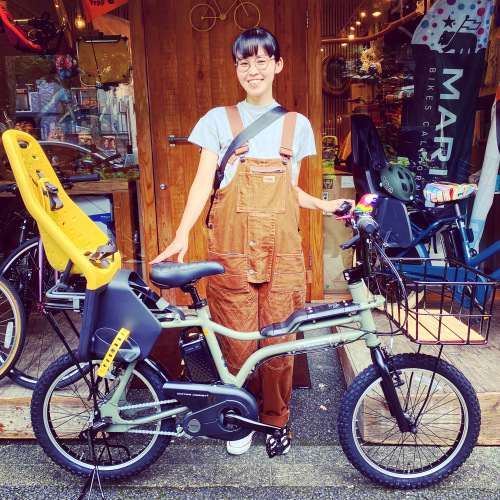 EZ! パナソニックez 電動自転車特集『バイシクルファミリー』Yepp ビッケ ステップクルーズ 電動自転車 おしゃれ自転車 チャイルドシート bobikeone BEAMS bp02 イーゼット_b0212032_17213868.jpeg