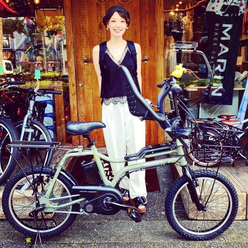 EZ! パナソニックez 電動自転車特集『バイシクルファミリー』Yepp ビッケ ステップクルーズ 電動自転車 おしゃれ自転車 チャイルドシート bobikeone BEAMS bp02 イーゼット_b0212032_17220396.jpeg