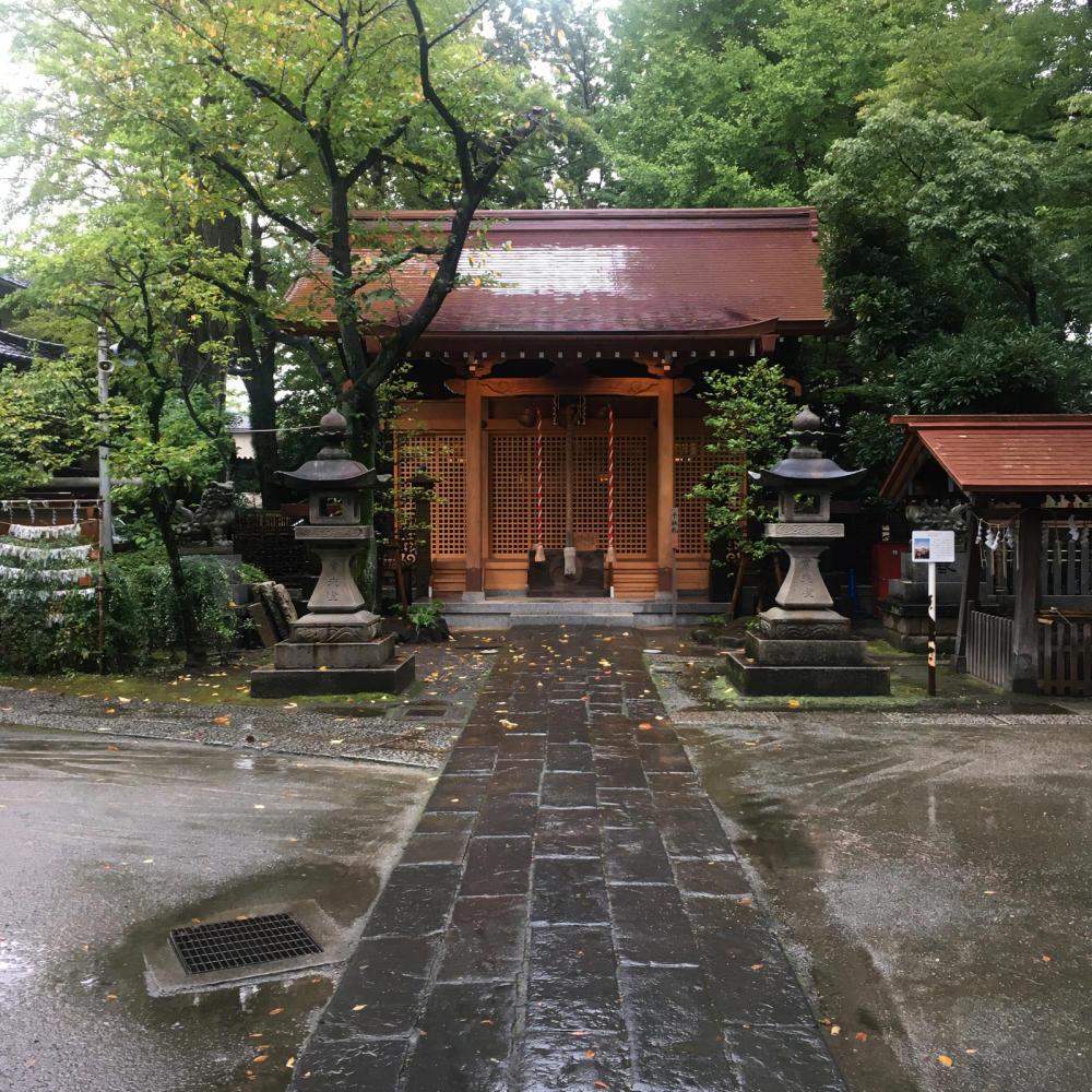 千住氷川神社で秩父と京都、江ノ島気分_c0060143_11405243.jpg