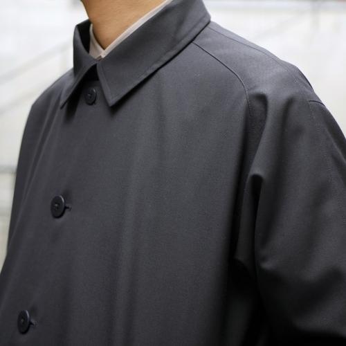 KATO\' Soutien Collar Over Coat_e0247148_15191349.jpg