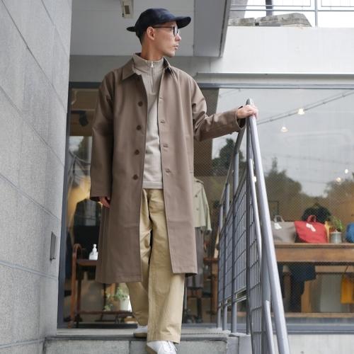 KATO\' Soutien Collar Over Coat_e0247148_15194168.jpg
