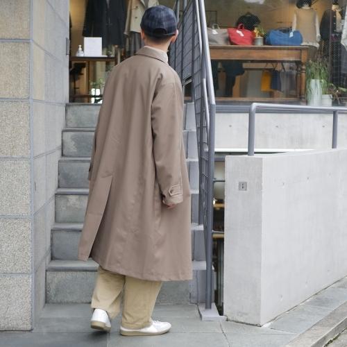 KATO\' Soutien Collar Over Coat_e0247148_15202099.jpg