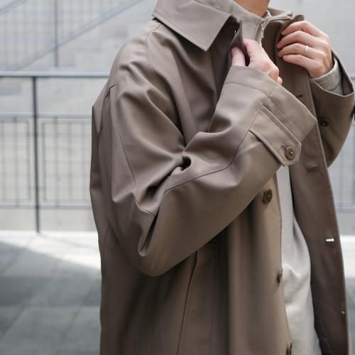 KATO\' Soutien Collar Over Coat_e0247148_15340045.jpg