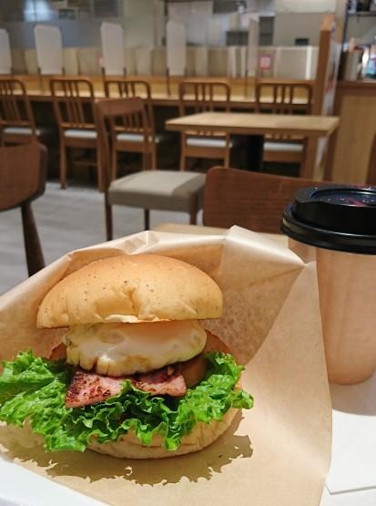 今日も美味しかった!3rd Burger でモーニング@虎ノ門ヒルズ_f0337357_19463305.jpg