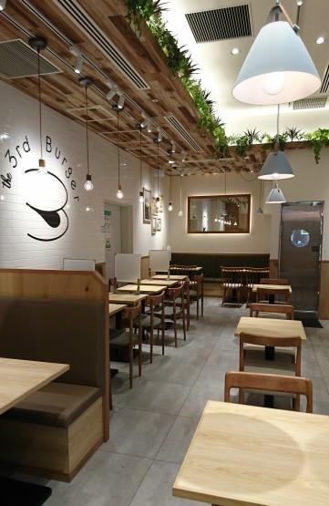 今日も美味しかった!3rd Burger でモーニング@虎ノ門ヒルズ_f0337357_20103634.jpg