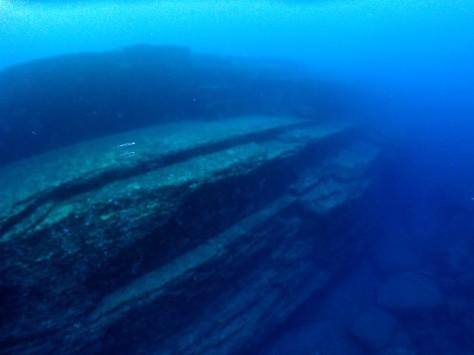10月17日 お久しぶりです海底遺跡_d0113459_18473823.jpg