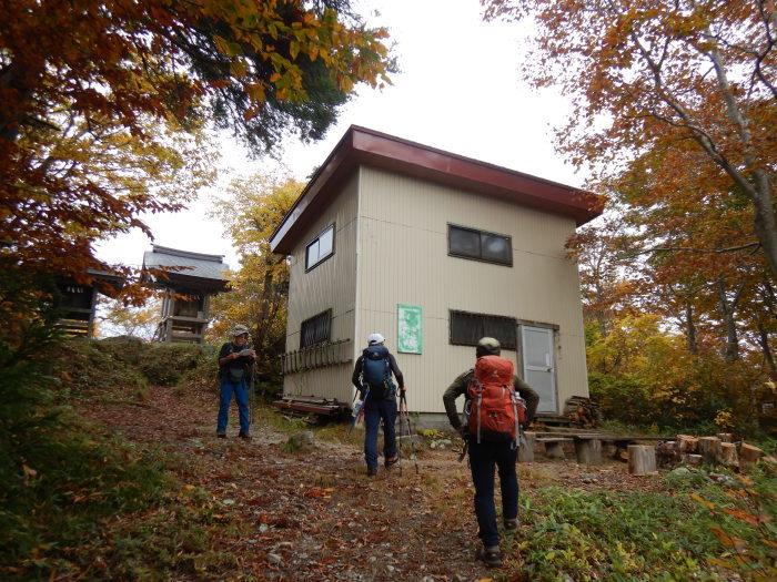 長井葉山・白兎コースから昭和堰の周回 ~ 2020年10月14日_f0170180_12155370.jpg