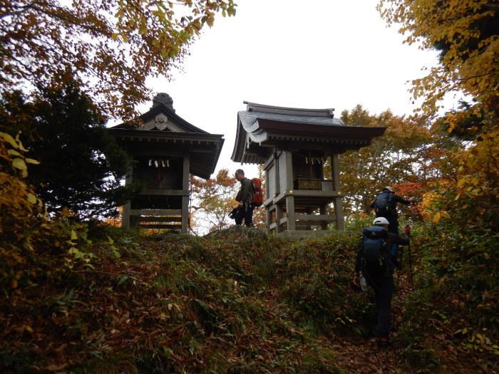 長井葉山・白兎コースから昭和堰の周回 ~ 2020年10月14日_f0170180_12170884.jpg