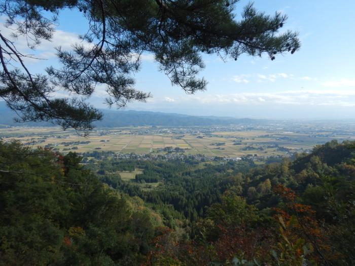 長井葉山・白兎コースから昭和堰の周回 ~ 2020年10月14日_f0170180_12490421.jpg