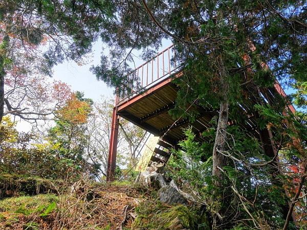 稲村ケ岳で秋を感じて  SOTA#JA/NR-004_f0073587_17571207.jpg