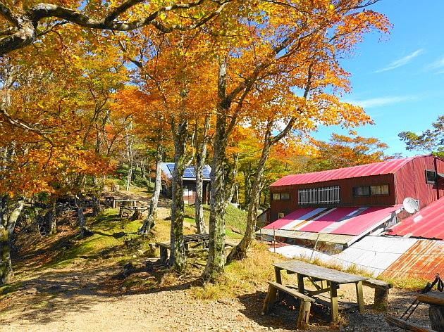 稲村ケ岳で秋を感じて  SOTA#JA/NR-004_f0073587_18033330.jpg