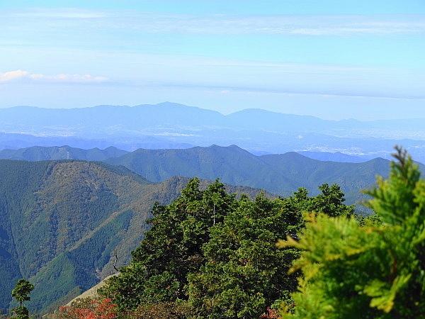 稲村ケ岳で秋を感じて  SOTA#JA/NR-004_f0073587_21060199.jpg