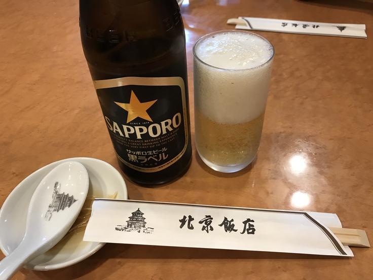 YOKOHAMAの夕方と北京飯店♪_c0212604_23593070.jpg