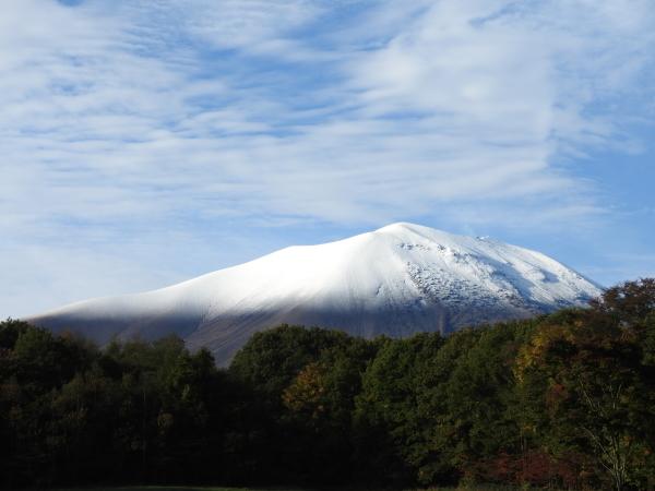浅間山初冠雪&初霜(2020年10月18日)_b0174425_17475378.jpg