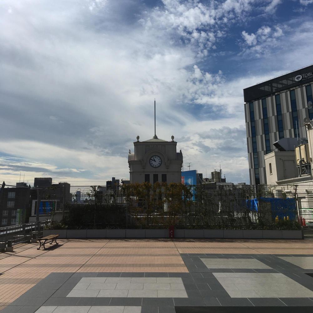 松屋浅草の屋上_c0060143_18144880.jpg