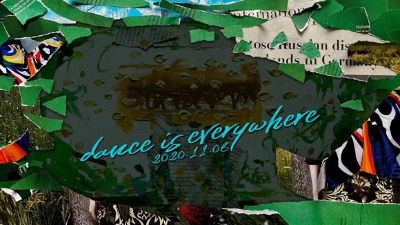 2020.11.8(日) 高尾山ツリーダム「Dance is Everywhere」_c0237259_08004509.jpg
