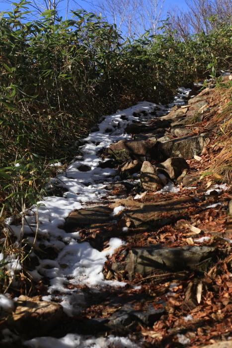 爺ヶ岳 201018 初雪_e0338862_15305013.jpg