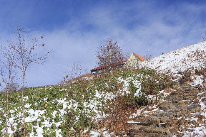 爺ヶ岳 201018 初雪_e0338862_15313948.jpg