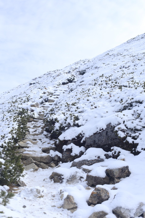 爺ヶ岳 201018 初雪_e0338862_15334809.jpg