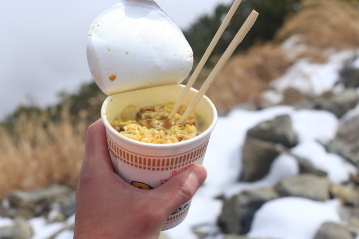 爺ヶ岳 201018 初雪_e0338862_15414869.jpg