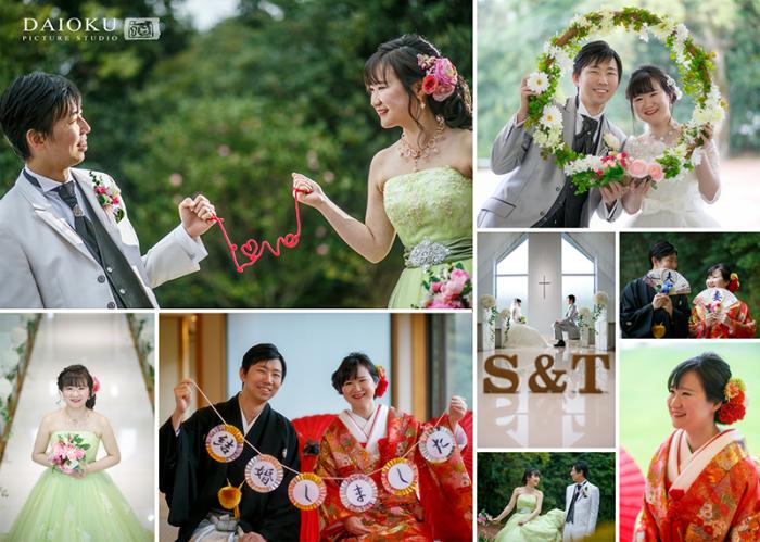 結婚式の前撮り 鳥羽国際ホテルにて_c0224169_14033800.jpg