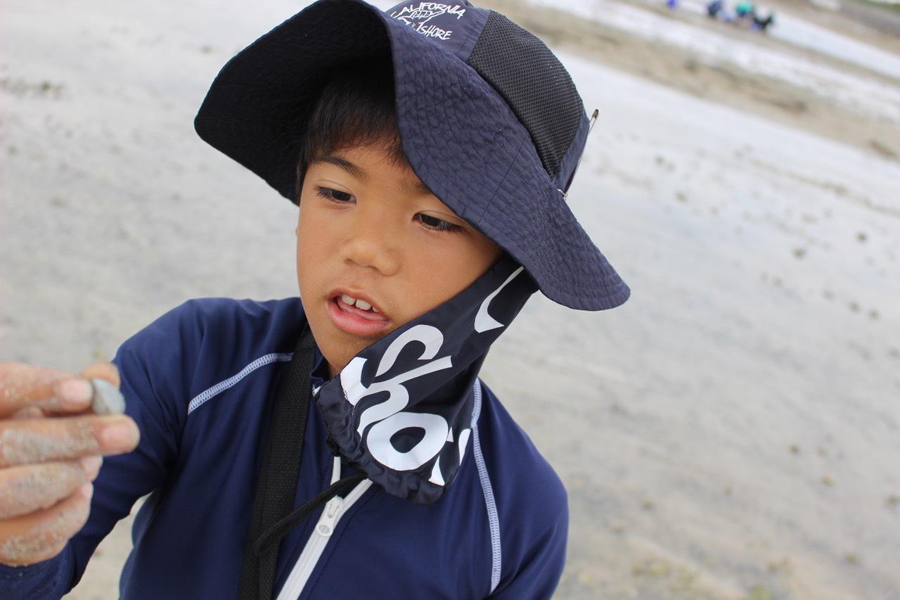 ネコクラブABC合同-06◆秋の干潟で収穫まつり(10/17)沖縄随一の干潟、泡瀬干潟で丸一日潮干狩りにチャレンジ。貝もカニもいっぱいで、お腹いっぱいになりました!_d0363878_00102825.jpeg