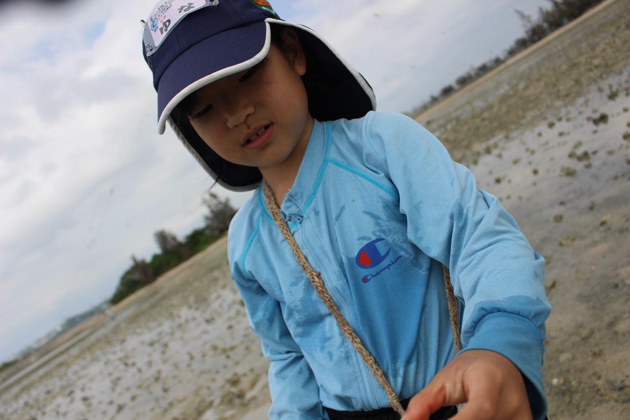 ネコクラブABC合同-06◆秋の干潟で収穫まつり(10/17)沖縄随一の干潟、泡瀬干潟で丸一日潮干狩りにチャレンジ。貝もカニもいっぱいで、お腹いっぱいになりました!_d0363878_00111958.jpeg